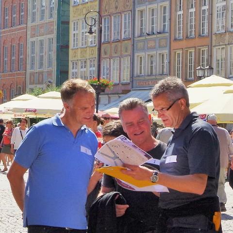 Urban gaming i Gdansk