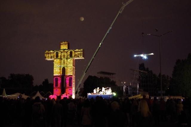 Générik Vapeur (Frankrike), Waterlitz - Gateteaterfestival FETA i Gdansk