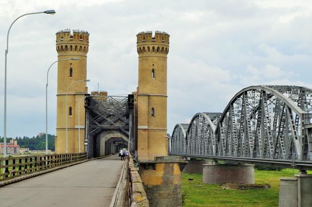 Jernbanebruer i Tczew, Polen. Sykkelturer – Hit The Road Travel