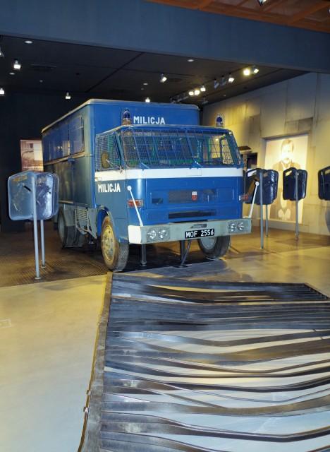Europeisk Solidaritetssenter - utstillingen. Gdansk tur – en guidet tur gjennom Gdansk verftet – Hit The Road Travel