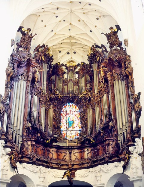 Orgel i Oliwa domkirke. Pilegrimsreise til Polen – Hit The Road Travel