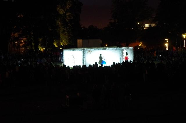 Usta Usta Republika (Polen), Cykl - Gateteaterfestival FETA i Gdansk