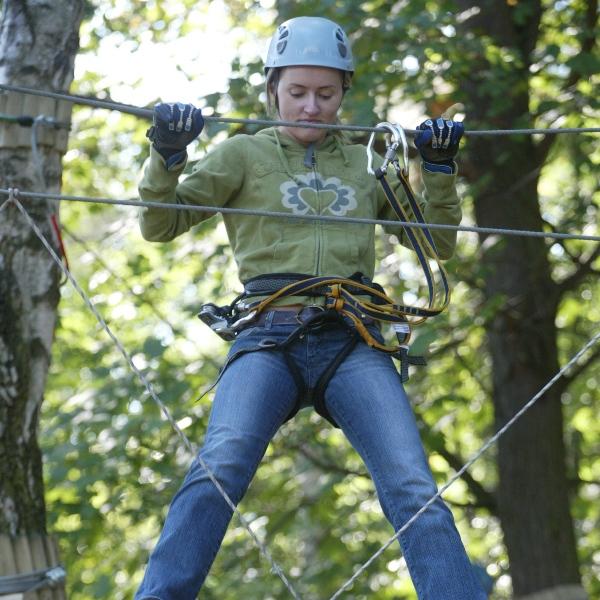 Aktiviteter i eventyrparken i Gdynia. Aktivitetsreiser og sportreiser til Gdansk eller Sopot – Hit The Road Travel