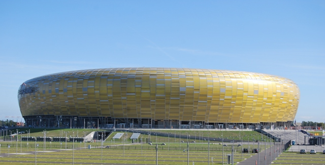 Ravets arena i Gdansk. Reise til Sopot, Gdansk og Malbork – Hit The Road Travel