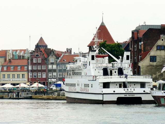 Gamle havnen i Gdansk. Reise til Gdansk – Hit The Road Travel