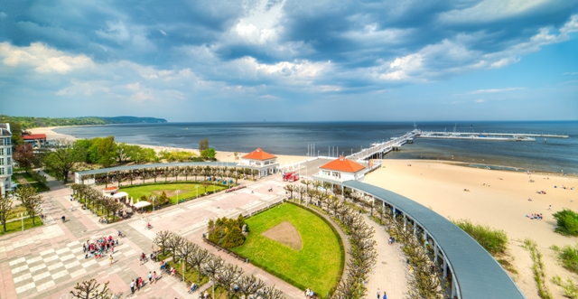 Trepiren i Sopot. Tur til Gdansk, Sopot og Gdynia – Hit The Road Travel