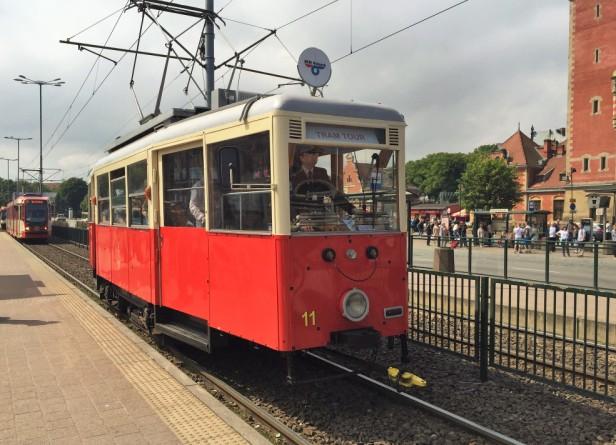 Veteransporvogn Konstal N i Gdansk, Polen. Reiser med en veteransporvogn. Gdansk reise – Hit The Road Travel