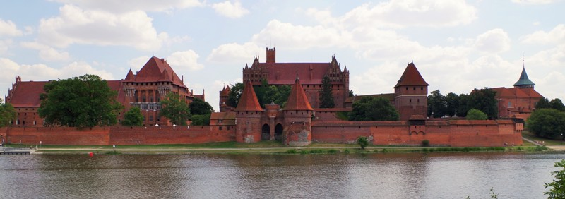 Ridderborgen i Malbork. Bussturer – Hit The Road Travel
