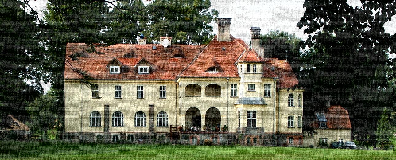 Slottet i Slawotowko, Polen. Bussreiser til Polen – Hit The Road Travel