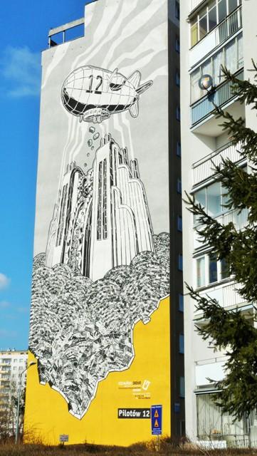 Veggmaleri av Mariusz Waras (Polen). Gdansk pakkereise - Hit The Road Travel