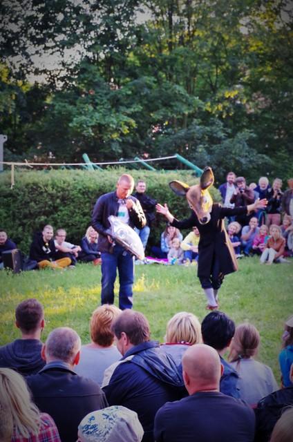 Teatr Pian (Polen), Wypożyczalnia eksponatów niepewnych - Gateteaterfestival FETA i Gdansk