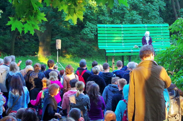 Teatro SÓ (Portugal), Sómente - Gateteaterfestival FETA i Gdansk