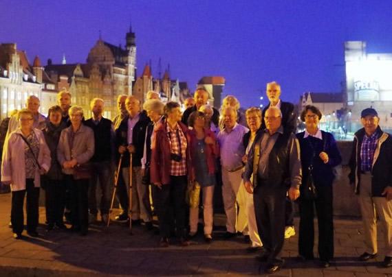 SPF Seniorzy z Västerhaninge w Gdańsku