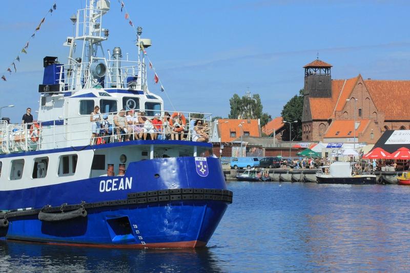 Fiskehavn i Hel. Temareiser til Polen. Polentur – Hit The Road Travel