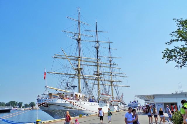 Dar Pomorza, Gdynia. Klassetur til Gdansk – Hit The Road Travel