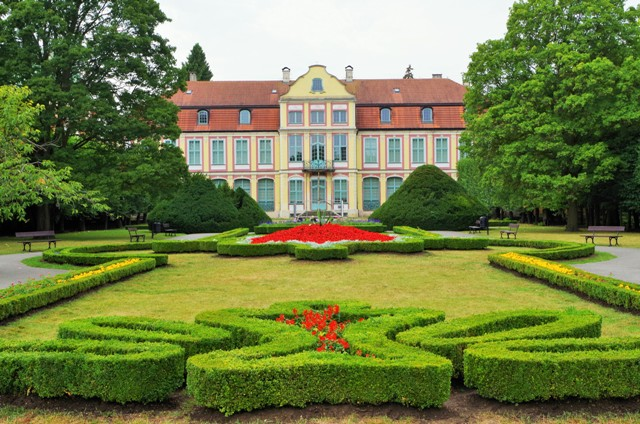 Abbotarnas residens i Oliwa, Gdansk. Bussreiser til Polen – Hit The Road Travel