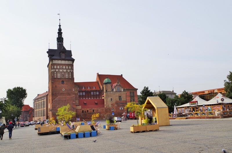 Fengselstårnet og Torturhuset i Gdansk. Historisk reise til Polen. Pakkereiser til Gdansk – Hit The Road Travel