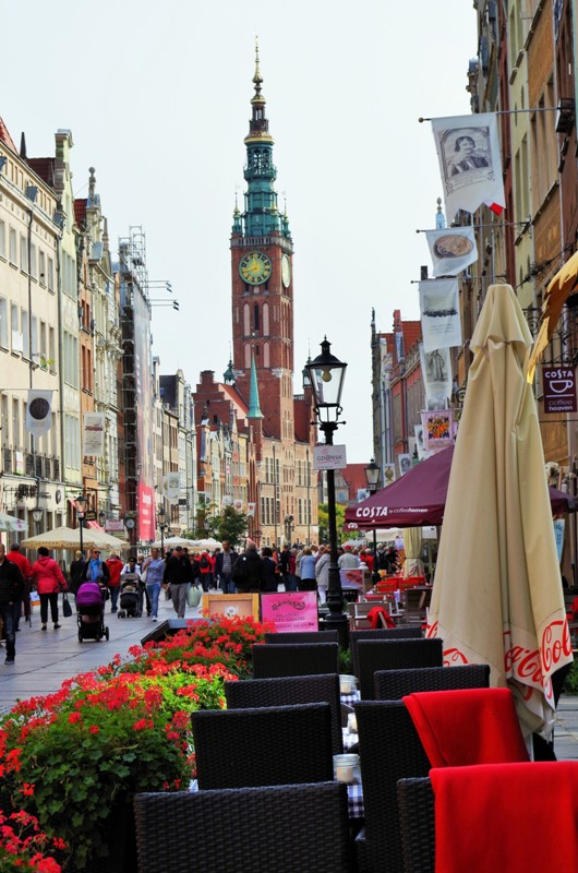 Kongeveien i Gdansk. Tur med guide i Gdansk – Hit The Road Travel