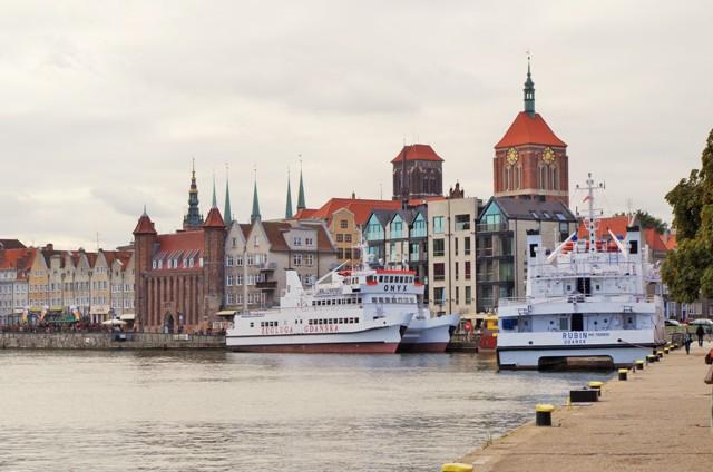 Langkaia i Gdansk