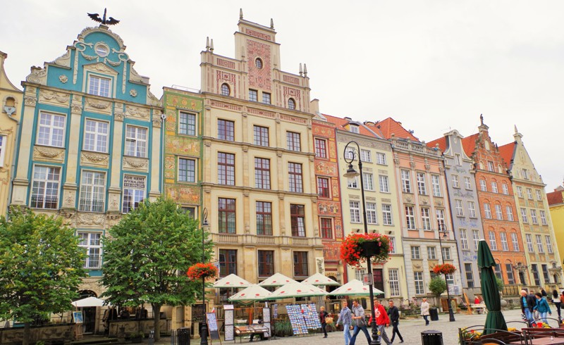Langs Kongeveien i Gdansk. Tur til Polen – Hit The Road Travel