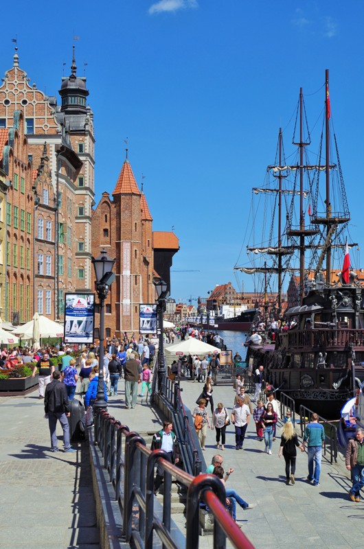 Langkaia i Gdansk. Tur med guide i Gdansk – Hit The Road Travel