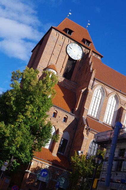 St. Johannes Døperen og St. Apostelen Johannes kirken i Torun. Pakkereiser til Polen – Nikolaus Kopernikus tur – Hit The Road Travel