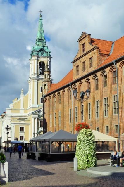 Gamlebyen i Torun. Tur til Polen – Hit The Road Travel