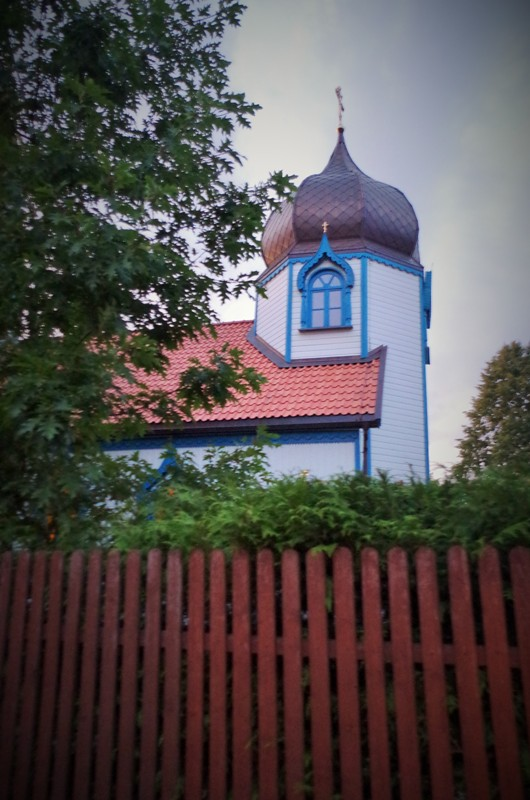 Ortodokse kirke i Wojnowo. Bussturer til Polen – Hit The Road Travel
