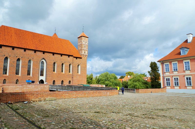 Slottet i Lidzbark Warminski, Polen. Bussturer til Polen – Hit The Road Travel