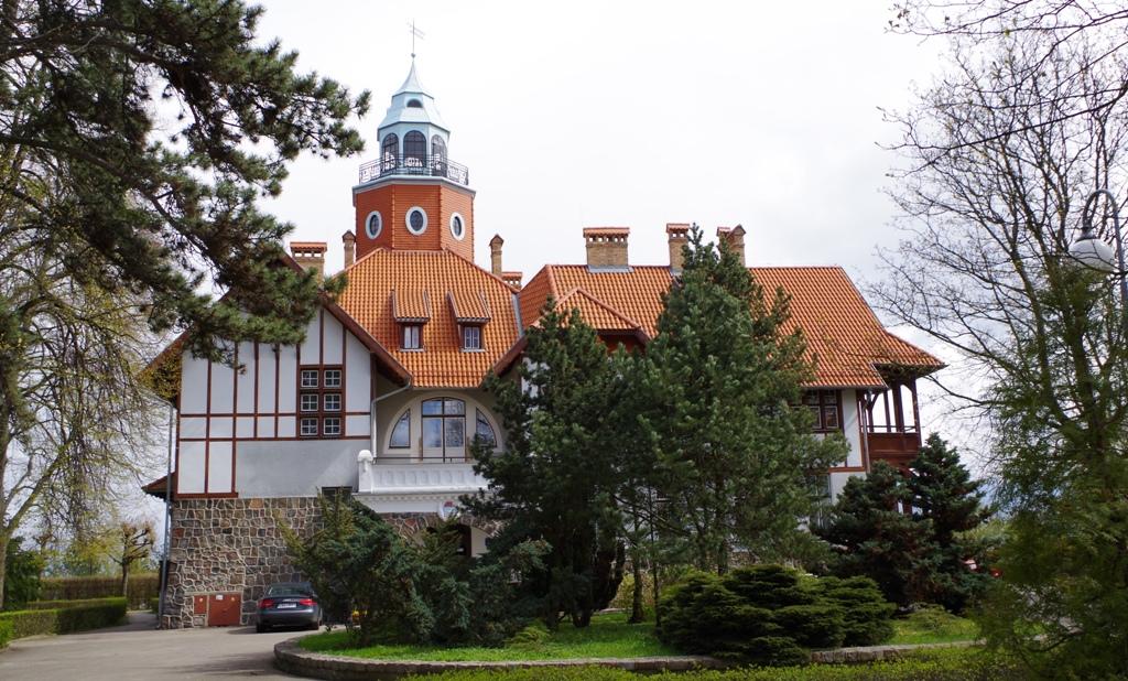Kurbadstedets stil i Sopot, Villa Rusalka. Tur til Gdansk, Sopot og Gdynia – Hit The Road Travel