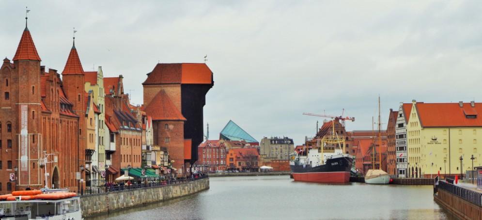 Gdansk - Langkaia