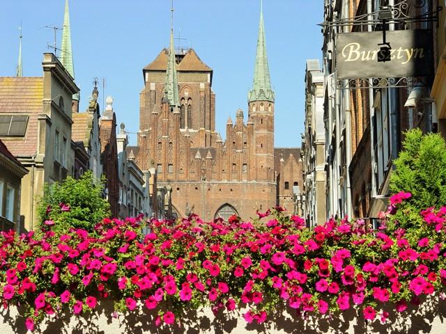 Mariakirken. Tur til Gdansk, Sopot og Gdynia – Hit The Road Travel
