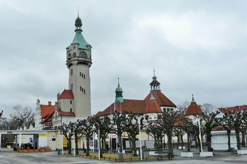 Sopot, Kur-plassen og fyrtårnet. Reise til Gdansk – Hit The Road Travel
