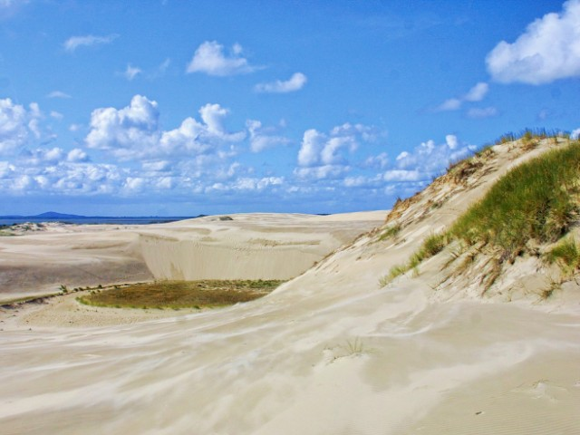 Vandrende sanddyner, Slowinski Nasjonalpark. Naturreisen til Polen – Hit The Road Travel