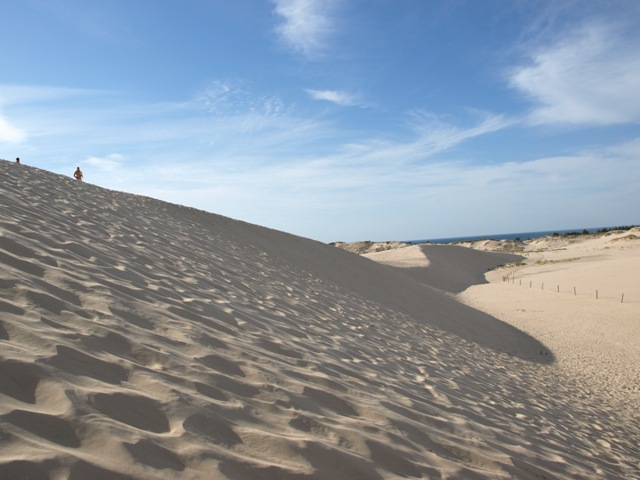 Slowinski Nasjonalpark, vandrende sanddyner. Konferanser og firmaturer – Hit The Road Travel