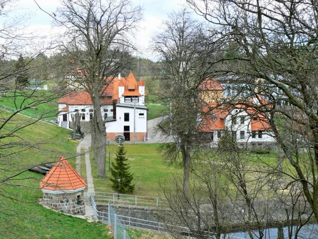 Vannkraftverket i Straszyn. Temareise til Gdansk – Hit The Road Travel