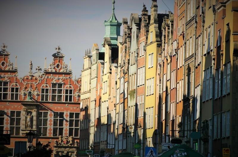 Det store Våpenhuset ved Piwnagaten i Gdansk. Historisk reise til Polen. Pakkereiser til Gdansk – Hit The Road Travel