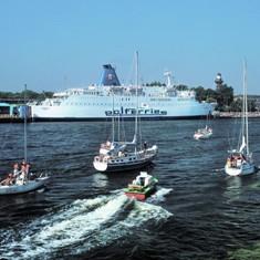 Konferansecruiser fra Nynäshavn til Gdansk. Konferanser på ferjene – Hit The Road Travel