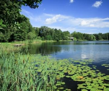 De tusen innsjøers land i Polen