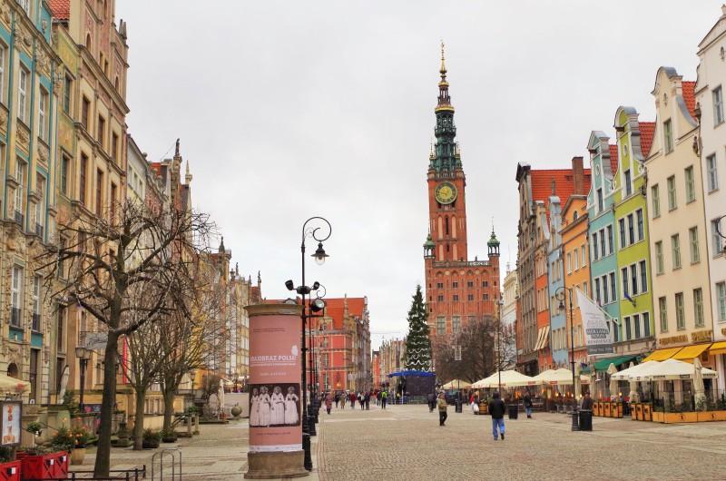 Kongeveien i Gdansk. Konferanser på ferjene fra Karlskrona til Gdynia – Hit The Road Travel