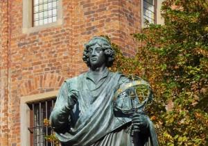 Nikolaus Kopernikus rute