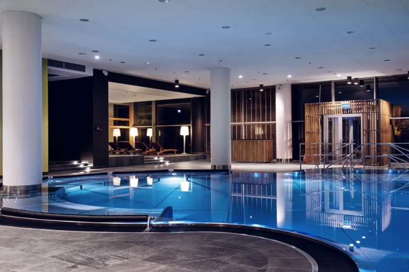Svømmebasseng. Spa i Sopot. Spaweekend i Sopot – Hit The Road Travel