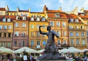 Reise til Warszawa