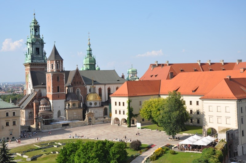 Kongeslottet på Wawel og Wawel-katedralen. Reise til Krakow – Hit The Road Travel