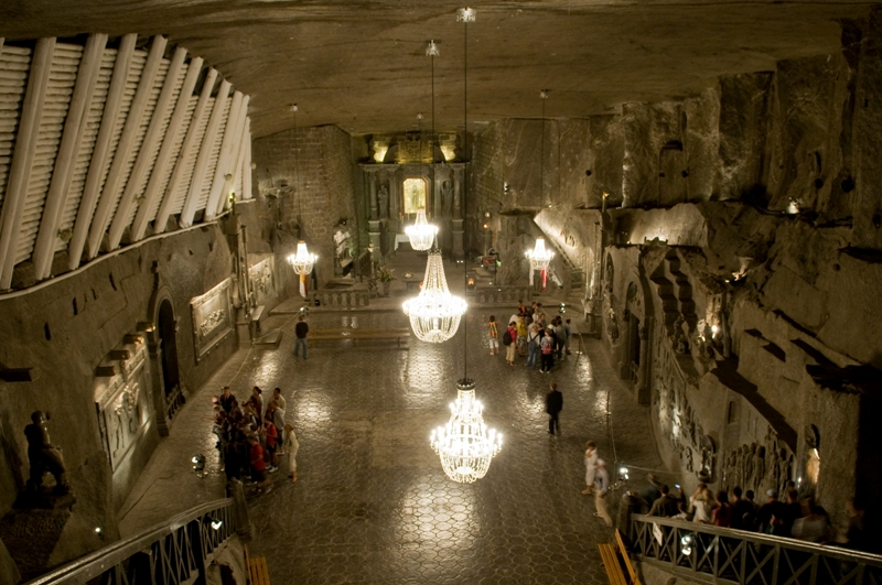 Saltgruven i Wieliczka. Reise til Krakow – Hit The Road Travel